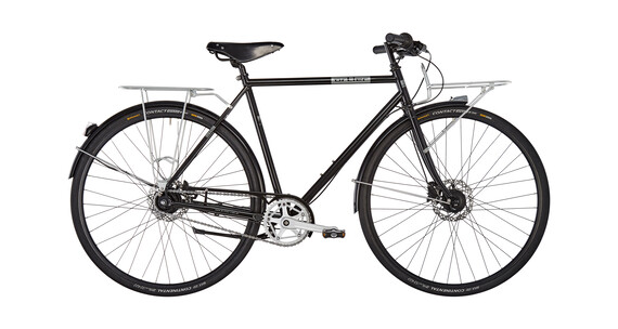 Ortler Speeder - Vélo de ville - noir